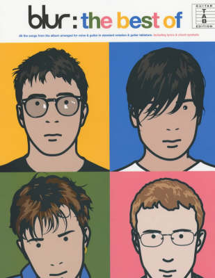 Blur: The Best of (Paperback)
