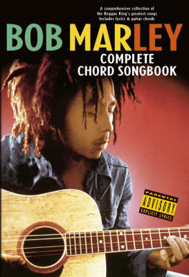Bob Marley: Complete Chord Songbook (Paperback)
