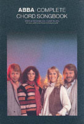 ABBA: Complete Chord Songbook (Paperback)