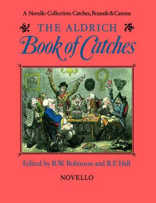 The Aldrich Book Of Catches (Paperback)