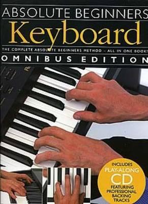 Absolute Beginners: Keyboard - Omnibus Edition (Paperback)