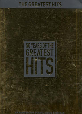 50 Years Of The Greatest Hits (Paperback)