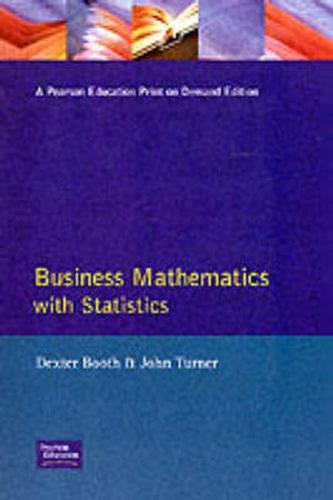 Business Mathematics With Statistics - Frameworks Series (Paperback)