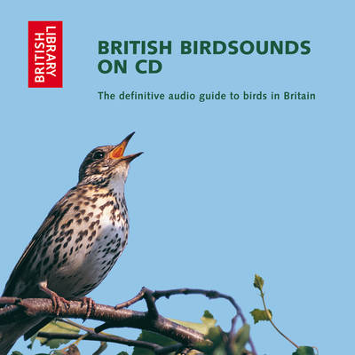 British Bird Sounds: The Definitive Audio Guide to Birds in Britain (CD-Audio)