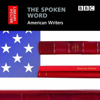 American Writers - The spoken Word (CD-Audio)
