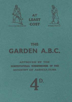 The Garden A.B.C. (Paperback)