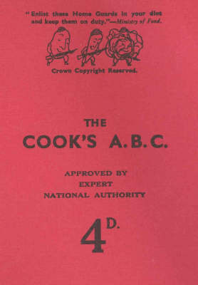 The Cook's A.B.C. (Paperback)