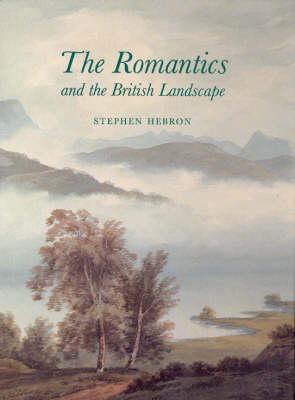 The Romantics and the British Landscape (Hardback)
