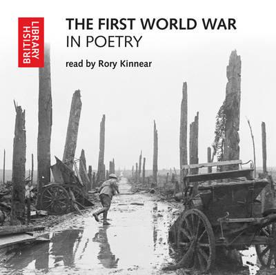 The First World War (CD-Audio)