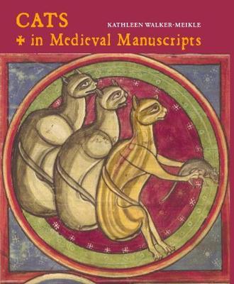 Cats in Medieval Manuscripts (Hardback)
