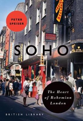 Cover of the book, Soho.