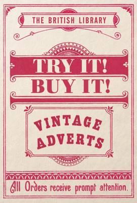 Try it! Buy it!: Vintage Adverts (Hardback)