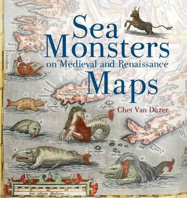 Sea Monsters on Medieval (Paperback)