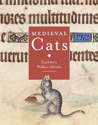 Medieval Cats (Hardback)