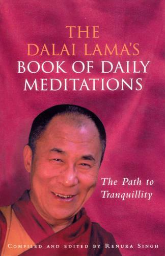 The Dalai Lama's Book Of Daily Meditations (Paperback)