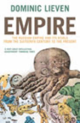 Empire: The Russian Empire and Its Rivals (Paperback)