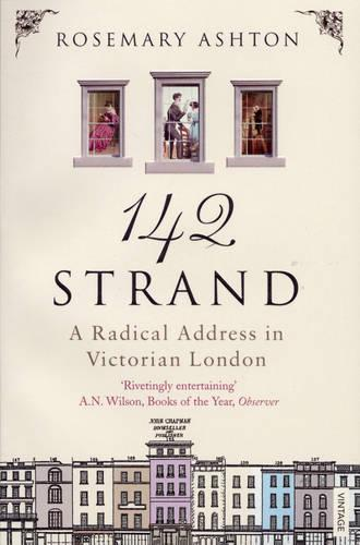 142 Strand: A Radical Address in Victorian London (Paperback)