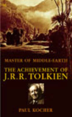 Master Of Middle Earth (Paperback)