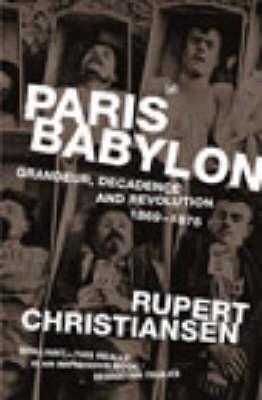 Paris Babylon (Paperback)