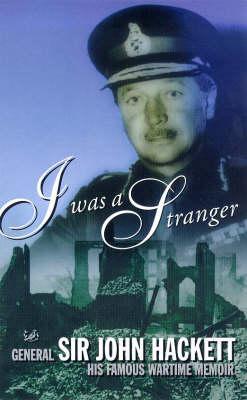 I Was A Stranger (Paperback)