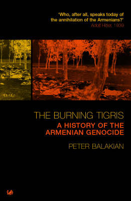 The Burning Tigris (Paperback)