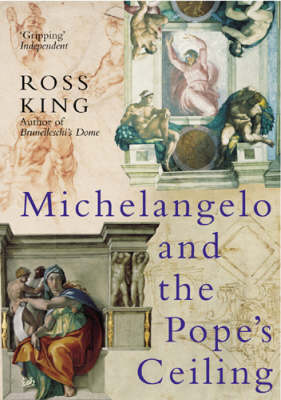 Michelangelo And The Pope's Ceiling (Paperback)