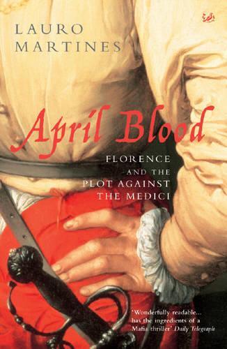April Blood (Paperback)