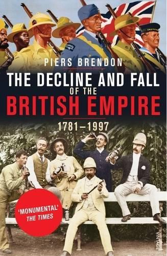 The Decline And Fall Of The British Empire (Paperback)