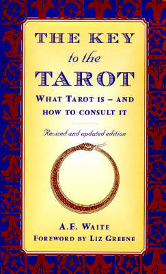The Key To The Tarot (Paperback)