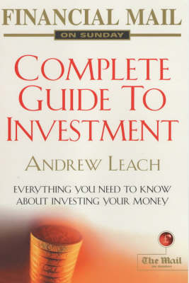 Financial Mail on Sunday Guide to Investment (Paperback)