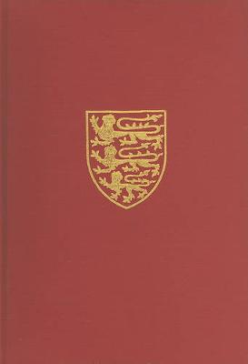 The Victoria History of the County of Oxford: Volume Two - Victoria County History (Hardback)