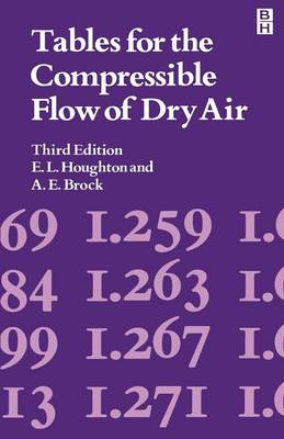 Tables: Compressible Flow of Dry Air (Paperback)