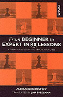 From Beginner To Expert In 40 Lessons
