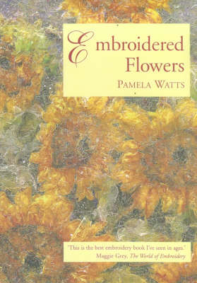 Embroidered Flowers (Paperback)