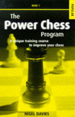 POWER CHESS PROGRAM BOOK 1 (Paperback)