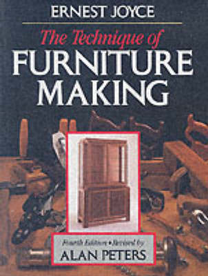 The Technique of Furniture Making (Paperback)