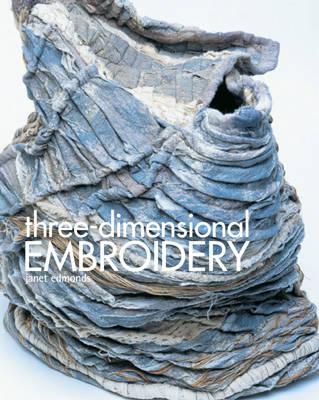 Three-Dimensional Embroidery (Hardback)