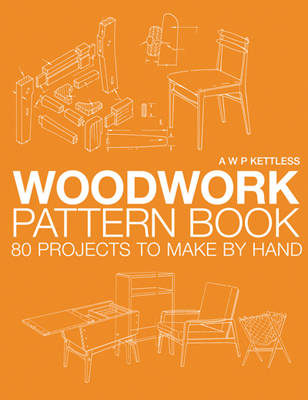 Woodwork Pattern Book (Paperback)