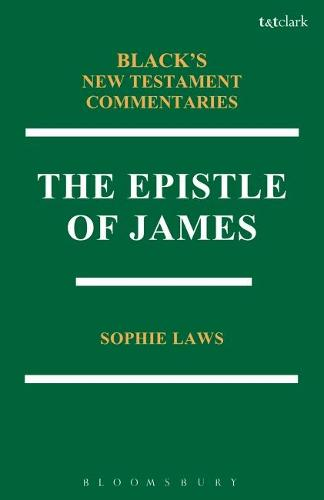 Commentary on the Epistle of James - Black's New Testament Commentaries (Paperback)