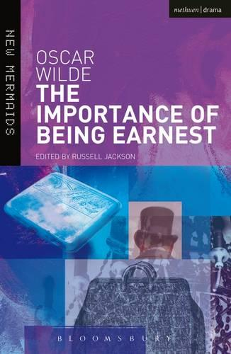 The Importance of Being Earnest - New Mermaids (Paperback)