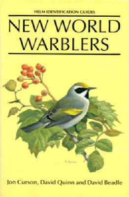 New World Warblers - Helm Identification Guides (Hardback)