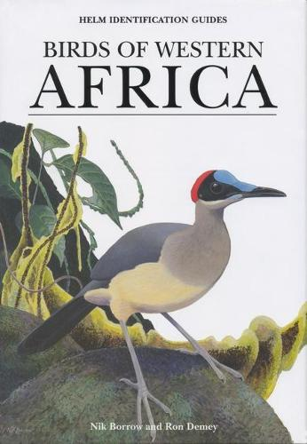 Birds of Western Africa - Helm Identification Guides (Hardback)