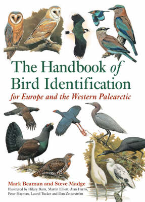 The Handbook of Bird Identification: For Europe and the Western Palearctic - Helm Identification Guides (Hardback)