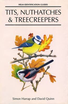 Tits, Nuthatches and Creepers - Helm Identification Guides (Hardback)
