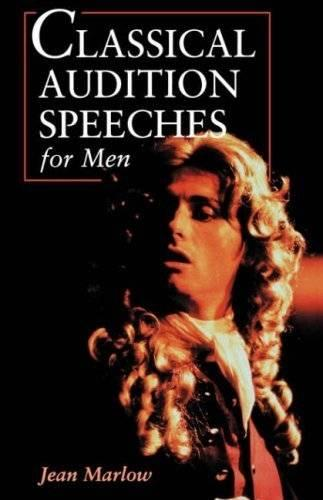 Classical Audition Speeches for Men - Audition Speeches (Paperback)