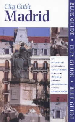 Madrid - Blue Guides (Paperback)