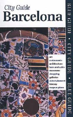 Barcelona - Blue Guides (Paperback)