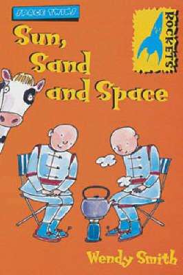 Sun, Sand and Space - Rockets: Space Twins (Paperback)