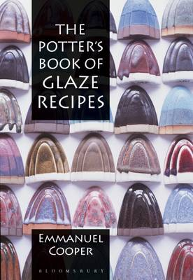 The Potter's Book of Glaze Recipes (Spiral bound)