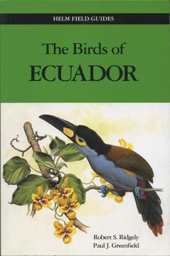The Birds of Ecuador: v. 2 - Helm Field Guides (Paperback)